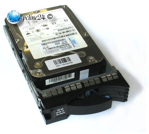 IBM 72GB 15K SAS für eServer xSeries im Tray HUS153073VLS300