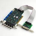 IDS FALCONquattro Frame Grabber 16 (4x 4) CVBS Eingänge 4 parallele Videokanäle