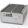 Industrie Computer Core i5 3610ME @ 2,7GHz 4GB komplett passiv gekühlt Alu Gehäuse ohne HDD/NT
