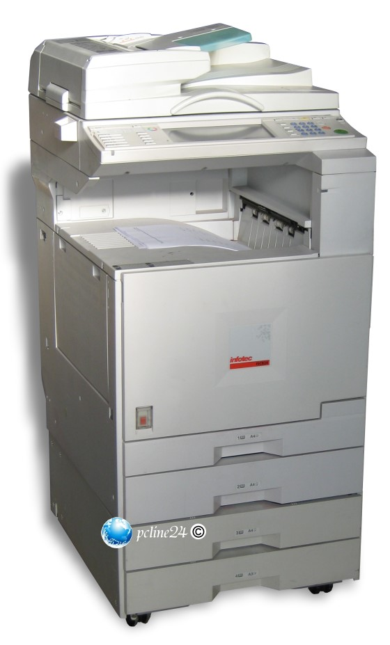 Brother MFC-7360N multifunction mono laser printer
