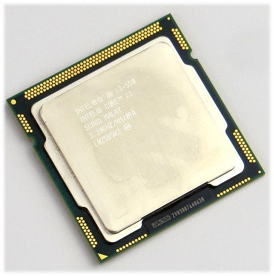 Intel Core i3-550 @ 3,2GHz LGA1156 SLBUD CPU Prozessor Dual Core