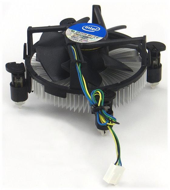 Intel E97379-001 Kühler mit Lüfter original für Sockel FCLGA1150