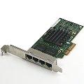 Intel I340-T4 Quad Port Gigabit Netzwerkkarte PCIe x4
