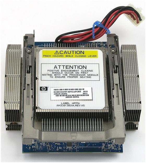 Intel Itanium 9340 @ 1,6GHz Sockel FCLGA1248 Quad Core AH339-2029A