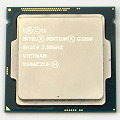 Intel Pentium G3240T @ 2x 2,7 GHz FCLGA1150 SR1KU CPU Prozessor Dual Core