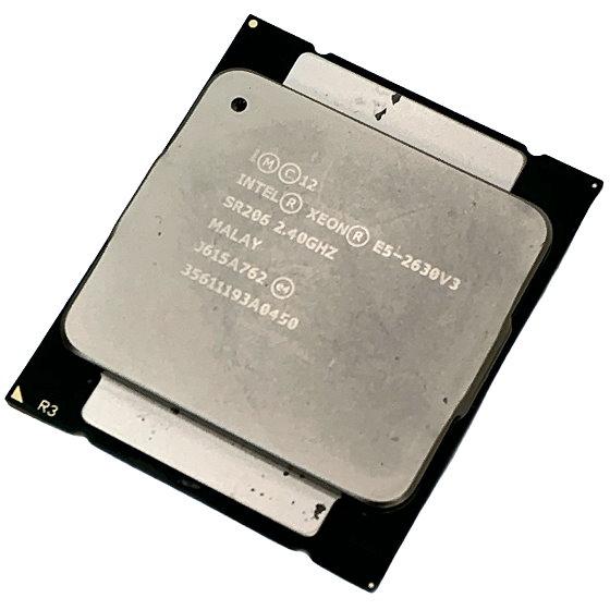 Intel Xeon E5-2630 v3 @ 8x 2,4 GHz SR206 Sockel FCLGA2011-3 8-Core CPU Prozessor