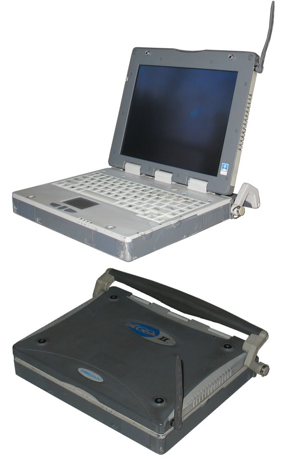 itronix gobook ix250 manual