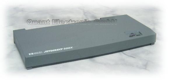 HP JetDirect 500x Printserver J3265A 3x Parallel to RJ-45 Ethernet Netzwerk