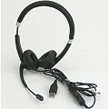 Jabra UC Voice 550 MS Duo Headset USB mit Mikrofon Volume Control 5599-823-109