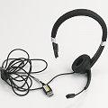 Jabra UC Voice 550 MS Mono Headset USB mit Mikrofon Volume Control 5593-823-109
