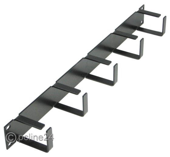 Kabel Cable Management 1HE 1U für Serverschränke 19 Zoll Rack Mount ...