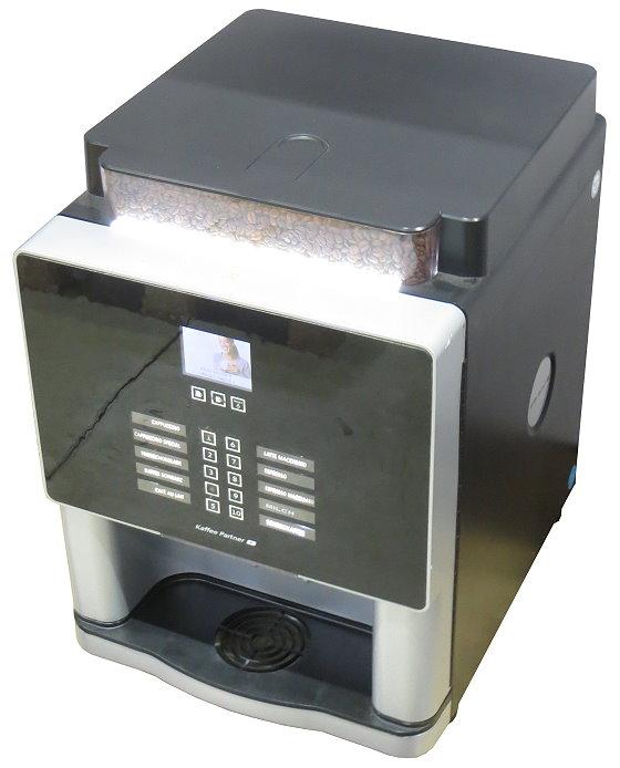 "Kaffee Partner Multibona 2 Kaffeemaschine mit Wasserleitunganschluss 3/4"""