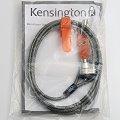 Kensington MicroSaver Keyed Laptop Lock NEU Schloss Laptopschloss K64020F
