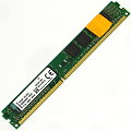 Kingston 4GB PC3-12800U DDR3 1600MHz DIMM 240pin unbuffered KVR16N11S8/4 low Profile