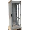 Knürr AC 41HE Serverschrank mit Glastür abschließbar