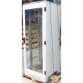 Knürr AC 41HE Serverschrank mit Glastür und Deckenlüfter