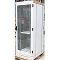 Knürr AC 41HE Serverschrank mit Glastür abschließbar mit 2x Zwischenboden