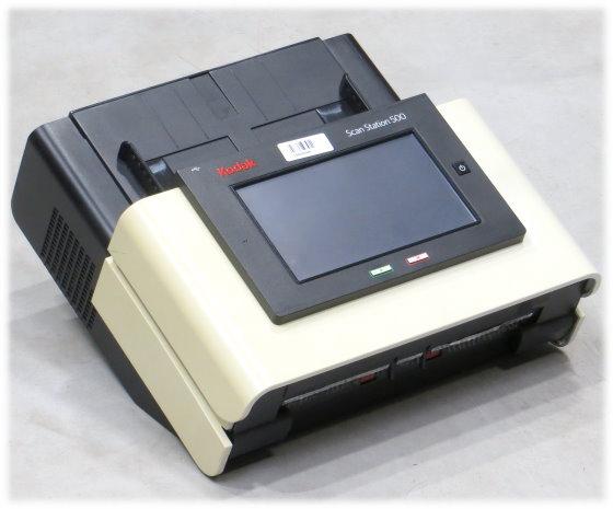 Kodak Scan Station 500 Scanner Dokumentenscanner ohne Papierablage B- Ware