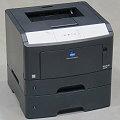 Konica Minolta Bizhub 3300P 33 ppm 128MB Duplex LAN Laserdrucker mit 2.PF