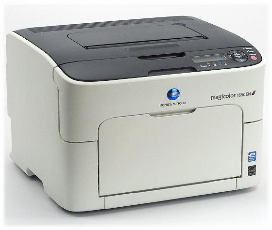 Konica Minolta Magicolor 1650EN 256MB Farblaserdrucker 14.350 Seiten