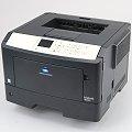 Konica Minolta bizhub 4000P 40 ppm 256MB Duplex LAN Laserdrucker unter 10.000 Seiten