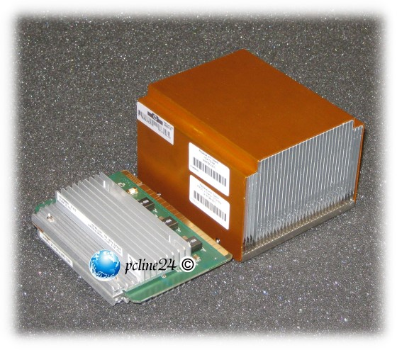 HP CPU heat sink + VRM für Proliant DL380 G5/DL385 G2 Kühler
