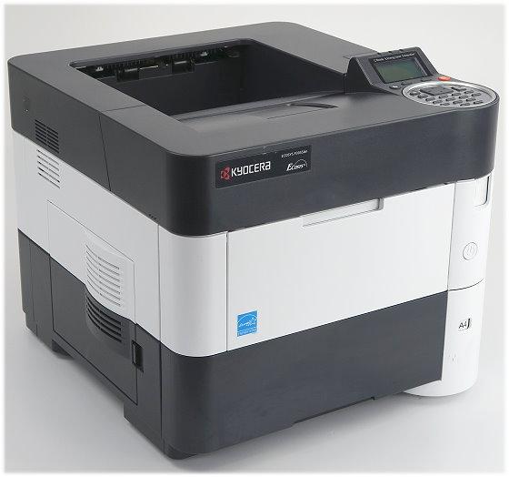 Kyocera ECOSYS P3055dn 55 ppm 512MB Duplex unter 5.000 Seiten LAN Laserdrucker