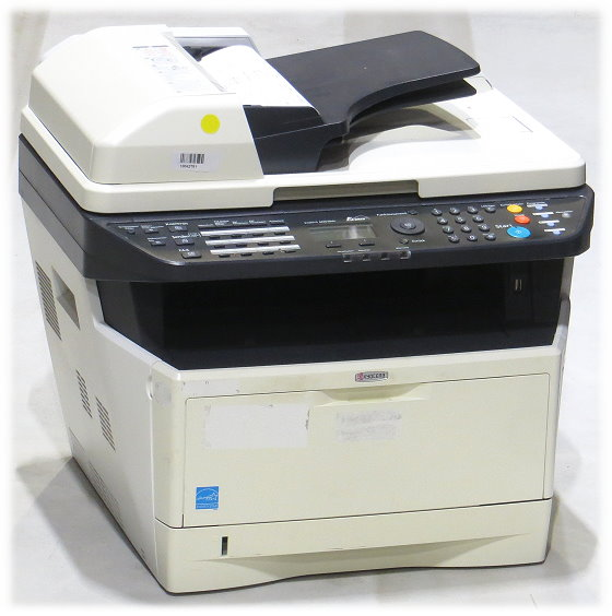 Kyocera Ecosys M2530dn All-in-One FAX Kopierer Scanner Laserdrucker 44.900 Seiten
