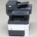 Kyocera Ecosys M3540idn All-in-One FAX Kopierer Scanner Laserdrucker gesperrt