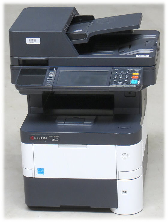 Kyocera Ecosys M3540idn All-in-One FAX Kopierer Scanner Laserdrucker B-Ware