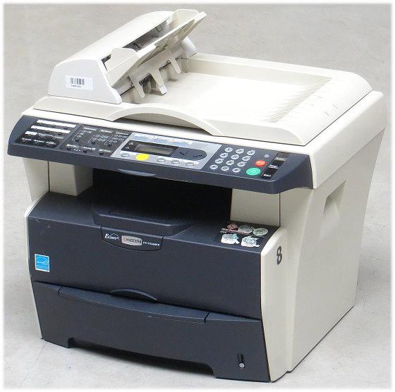 Kyocera FS-1116MFP FAX Kopierer Scanner unter 50.000 Seiten B- Ware ohne Papierablage