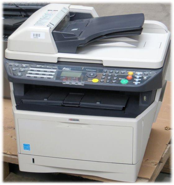 kyocera fs 1128mfp all in one fax scanner kopierer. Black Bedroom Furniture Sets. Home Design Ideas