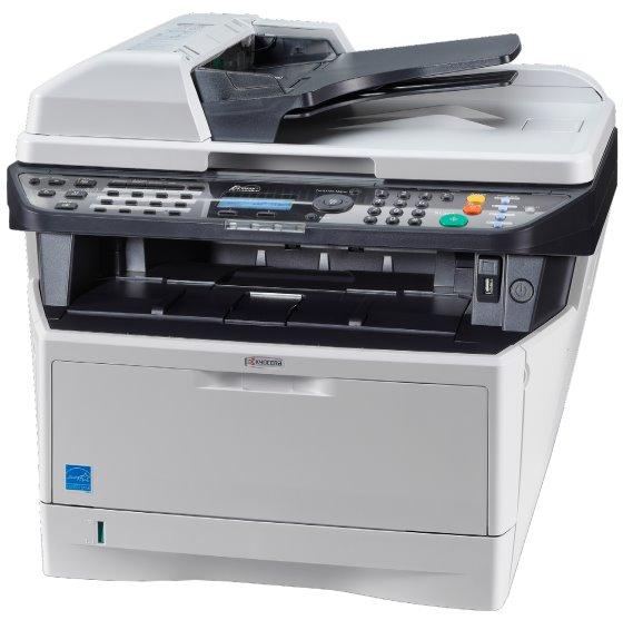 Kyocera FS-1130MFP All-in-One FAX Kopierer Scanner Laserdrucker 34.780 Seiten B-Ware