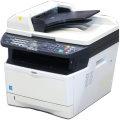 Kyocera FS-1135MFP All-in-One FAX Kopierer Scanner Laserdrucker unter 10.000 Seiten B-Ware