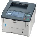 Kyocera FS-2020DN 35 ppm 128MB Duplex unter 50.000 Seiten Laserdrucker vergilbt