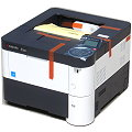 Kyocera FS-2100DN 40 ppm 256MB Duplex LAN NEU