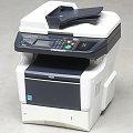 Kyocera FS-3540MFP FAX Kopierer Scanner Laserdrucker 106.050 Seiten B-Ware