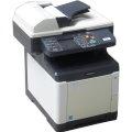 Kyocera Ecosys FS-C2626MFP FAX Kopierer Scanner Farblaserdrucker 67.750 Seiten B-Ware