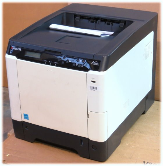Kyocera FS-C5250DN 26 ppm 256MB Duplex LAN Farblaserdrucker 19.800 Seiten