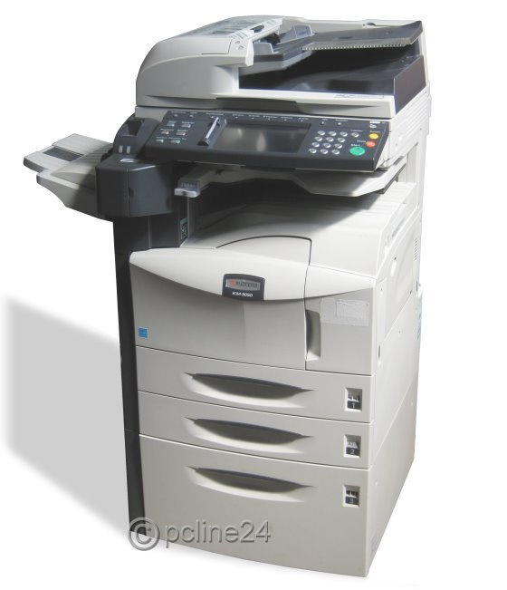 kyocera km 3050 din a3 kopierer scanner drucker adf duplex netz all in one ger te 10027498. Black Bedroom Furniture Sets. Home Design Ideas