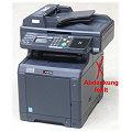 Kyocera TASKalfa 265ci All-in-One FAX Kopierer Scanner Farblaserdrucker 70.550 Seiten