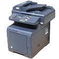 Kyocera TASKalfa 266ci All-in-One FAX Kopierer Scanner Farblaserdrucker 45.550 Seiten