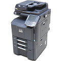 Kyocera TASKalfa 3050ci DIN A3 FAX Kopierer Scanner Drucker 147.850 Seiten B-Ware