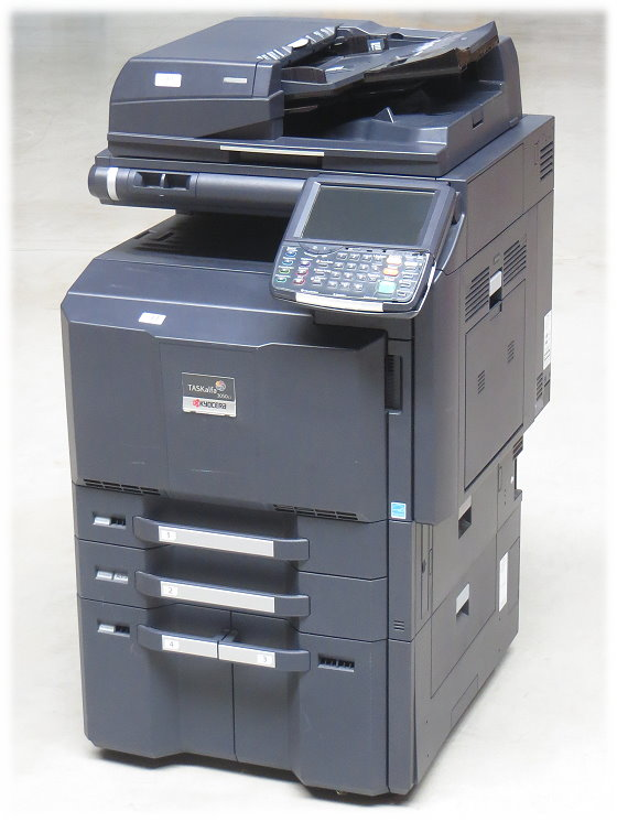 Kyocera TASKalfa 3050ci DIN A3 FAX Kopierer Scanner Laserdrucker 113.350 Seiten