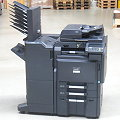 Kyocera TASKalfa 3051ci DIN A3 All-In-One in Farbe Fax Kopierer Drucker mit Finisher