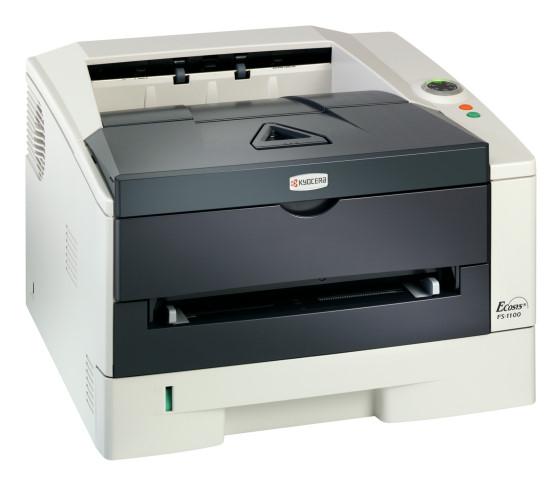 Kyocera FS-1100 28 Seiten/MIn 32 MB unter 50.000 Seiten