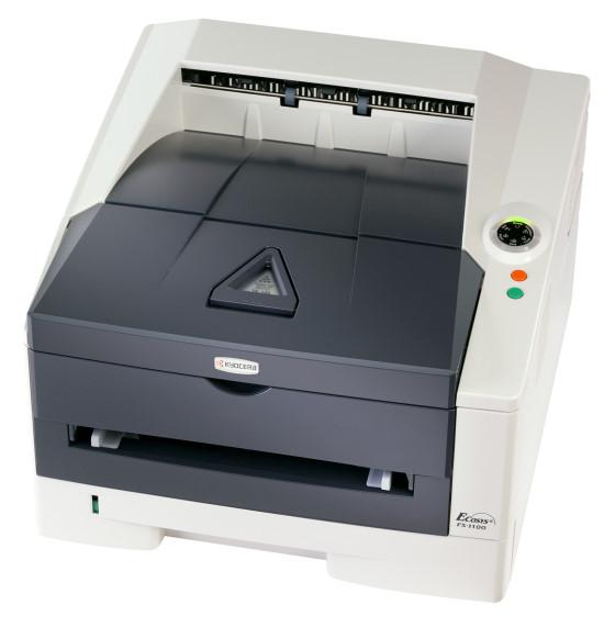 Kyocera FS-1100 28 Seiten/Min 32 MB unter 20.000 Seiten
