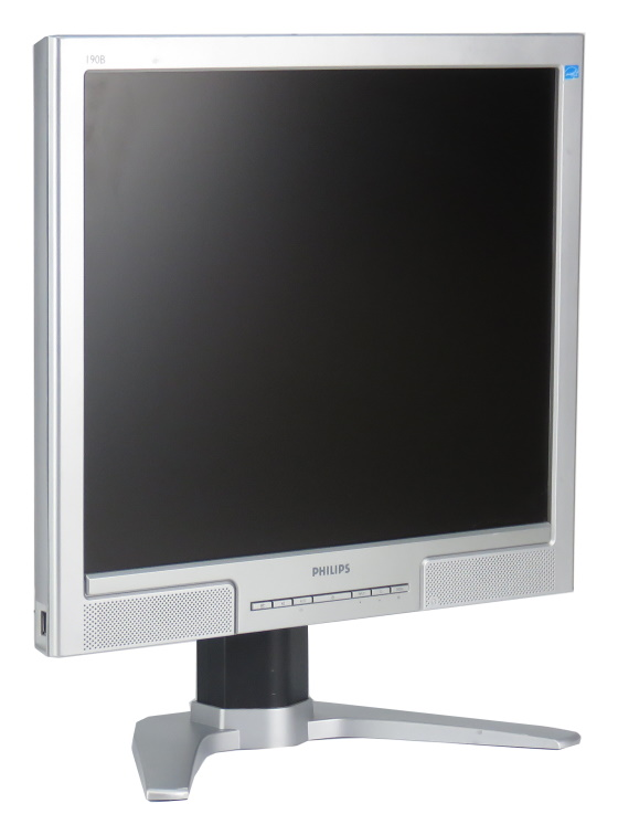 "19"" LCD TFT Philips 190B8 800:1 5ms DVI USB B-Ware"