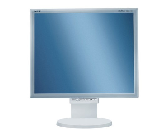 "19"" TFT NEC multiSync LCD 1970NX S-IPS Monitor ohne Powerknopf"