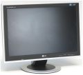 "20"" LCD TFT LG FLATRON L203WT Wide 1680x1050 schwarz-silber"